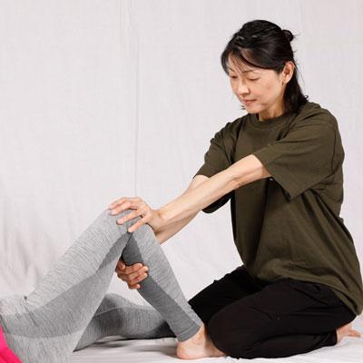 腱引き療法