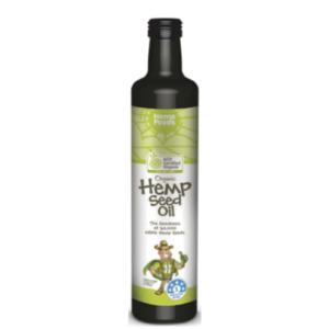 Hemp Seed Oil 460g