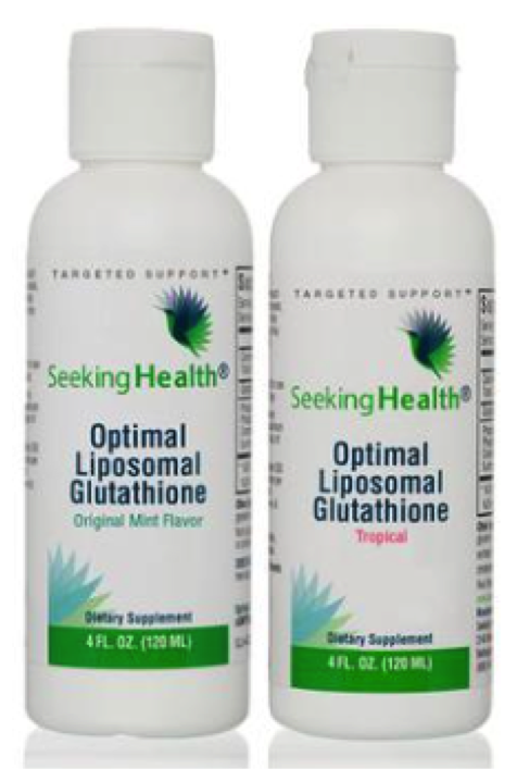 Optimal Liposomal Glutathione(ミント・トロピカル)(医薬品)