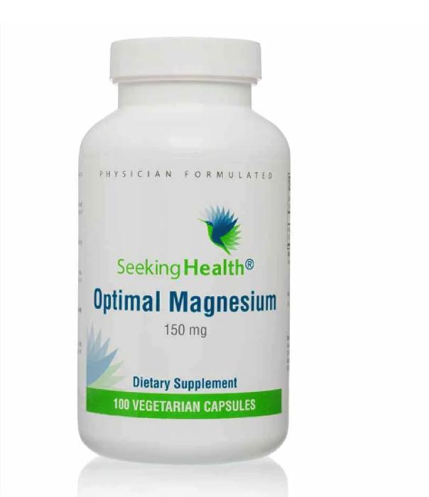 Optimal Magnesium