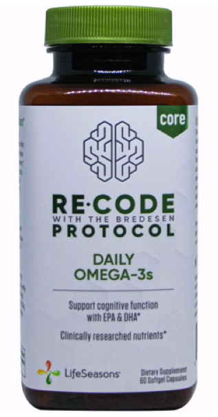 ReCODE Protocol Daily Omega-3s