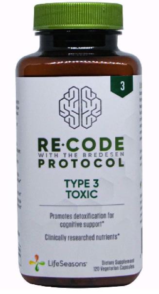 ReCODE Protocol Type 3 Toxic