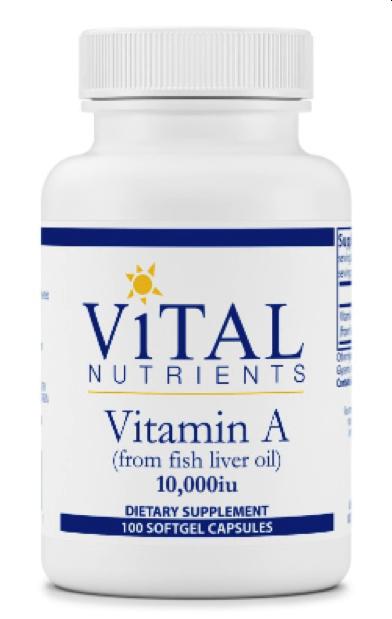 Vitamin A 10,000IU