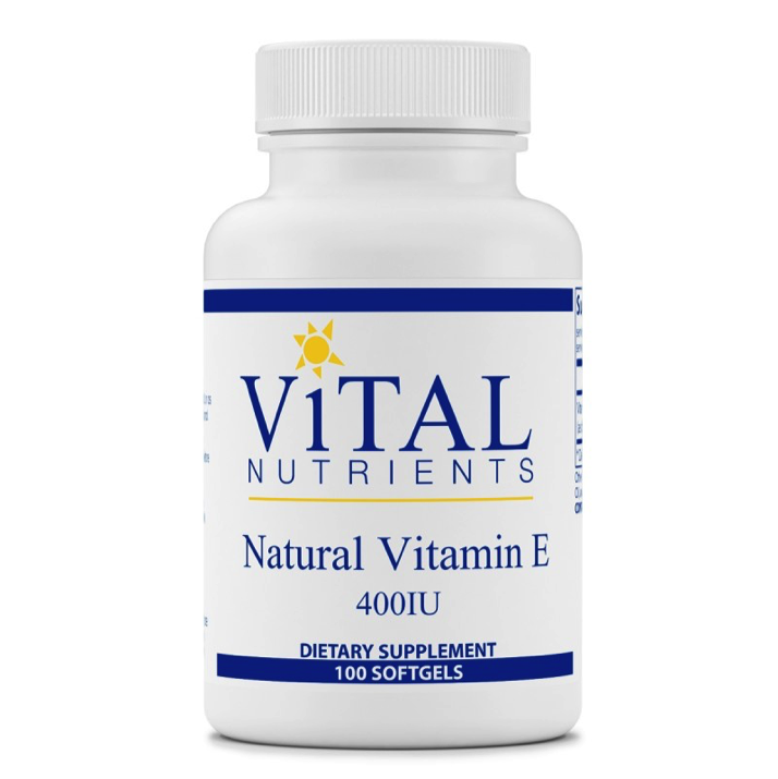 Vitamin E 400IU (natural)