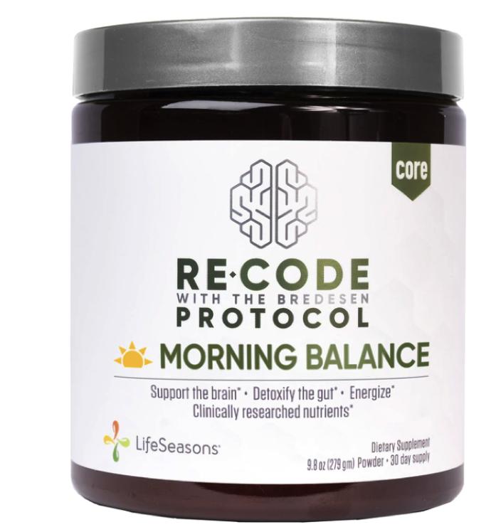 ReCODE Protocol Morning Balance