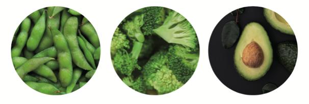 NMNを多く含む食品として、枝豆、ブロッコリー、キュウリなどがあります